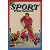 Buyenlarge 'Montreal Canadian Skates through Fallen Defenders' Vintage Advertisement