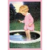 Buyenlarge 'Boy Who Forgot to Wash' by Jessie Willcox Smith Painting Print