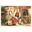 Buyenlarge Old Old Story Painting Print
