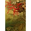 Buyenlarge 'Coral' by F.W. Kuhnert Graphic Art