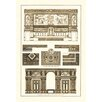 Buyenlarge Decoration of Large Halls by J. Buhlmann Graphic Art