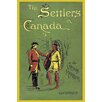 Buyenlarge 'The Settlers of Canada' by Captain Marrvat  Vintage Advertisement