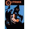 Buyenlarge 'October' by Albert M. Bender Vintage Advertisement