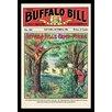 Buyenlarge 'The Buffalo Bill Stories: Buffalo Bill's Camp Fires' Vintage Advertisement