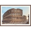 Buyenlarge 'Coliseum' by M. DuBourg Painting Print