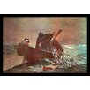 Buyenlarge 'The Herring Net' by Winslow Homer Painting Print