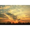 Buyenlarge 'Altocumulus Clouds' by Ralph F. Kresge Photographic Print