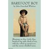 Buyenlarge 'Barefoot Boy' by John Greenleaf Whittier  Graphic Art