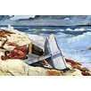 Buyenlarge 'After the tornado' by Winslow Homer Painting Print