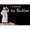 Buyenlarge 'A Toast to Kulture' by Louis Raemaekers Vintage Advertisement