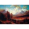 Buyenlarge 'Estes Park' by Albert Bierstadt Graphic Art