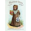 Buyenlarge 'Friends' Oats' Vintage Advertisement
