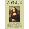 Buyenlarge 'A Smile' by Anonymous Vintage Advertisement