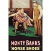 Buyenlarge 'Horse Shoes' Vintage Advertisement