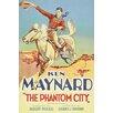 Buyenlarge The Phantom City Vintage Advertisement