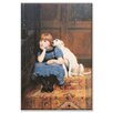 Buyenlarge Sympathy Painting Print on Wrapped Canvas