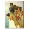 Buyenlarge 'Good Vantage Point' by Lawrence Alma-Tadema Painting Print on Canvas