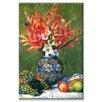 Buyenlarge 'Flowers and Fruit' by Pierre-August Renoir Painting Print