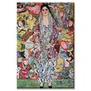 Buyenlarge Portrait of Frederika Maria Beer by Gustav Klimt Painting Print on Wrapped Canvas