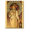 Buyenlarge 'Trappistine Liquors' Graphic Art on Canvas
