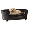 Enchanted Home Pet Ultra Plush Large Panache Dog Sofa