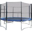 Super Jumper 12' Trampoline with Safety Enclosure