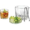 Libbey Whiskey 9 Piece Barware Set