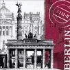 Artland Leinwandbild Berlin von L., S.