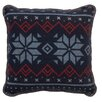 Wooded River Nordic Throw Pillow