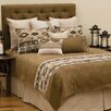 Wooded River Mountain Storm Coverlet Collection