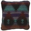 Wooded River Painted Desert II Throw Pillow