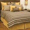 Wooded River Hayfield Coverlet