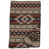 Wooded River Mojave Throw Blanket