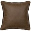Wooded River Caribou Throw Pillow