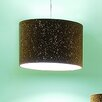 Innermost 20cm Cork Drum Pendant Shade