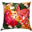 Filos Design Flower Power Lantana Throw Pillow
