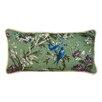 R&MIndustries Blue Bird 100% Cotton Lumbar Pillow