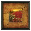 Timeless Frames Red Poppies I by Patricia Pinto Framed Painting Print