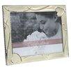 Timeless Frames Enameled Heart Scroll Picture Frame
