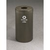 Glaro, Inc. RecyclePro Value Series 15-Gal Single Stream Industrial Recycling Bin