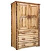 Montana Woodworks® Glacier Country Armoire