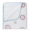 aden + anais Liam the Brave Medallion Dream Cotton Blanket