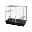 Voltrega Lorna Chinchilla Cage in White
