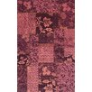 Brook Lane Rugs Renaissance Mauve Area Rug