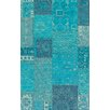 Brook Lane Rugs Renaissance Teal Area Rug