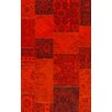 Brook Lane Rugs Renaissance Red Area Rug