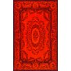 Brook Lane Rugs Innenteppich Renaissance in Rot