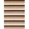 Brook Lane Rugs Viva Brown Area Rug