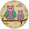 Brook Lane Rugs Bambino Owl Doormat