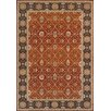 Brook Lane Rugs Carlucci Red Area Rug